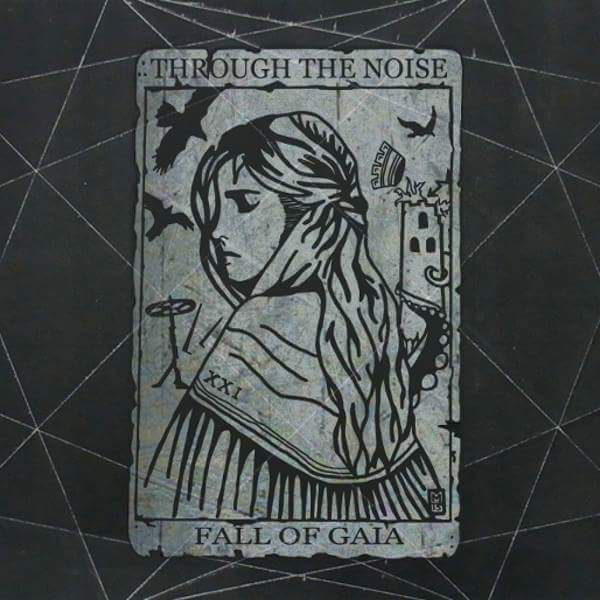 Image of Through The Noise - Fall Of Gaia CD