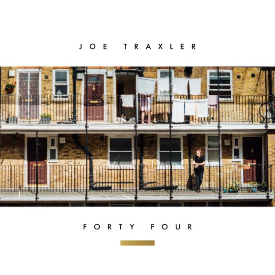 Image of Joe Traxler - `Forty Four´ EP