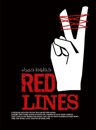 Image of Red Lines - DVD
