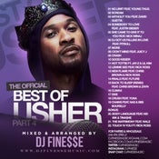 Image of USHER MIX VOL. 4 ***WEBSITE EXCLUSIVE***
