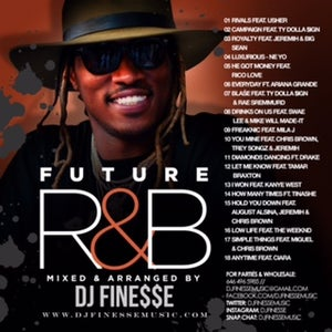 Image of FUTURE R&B MIX (FUTURE COLLABORATIONS)