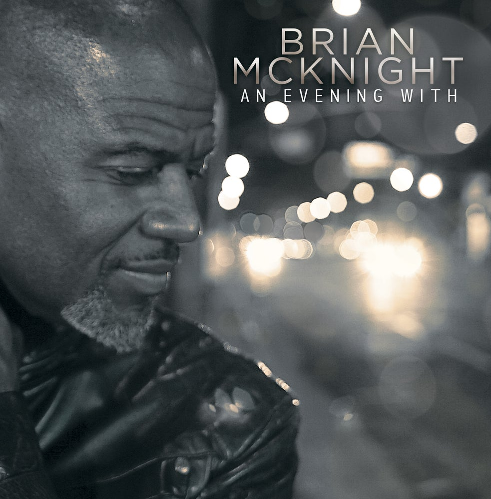 Image of An Evening With Brian McKnight - CD - Autographed CD