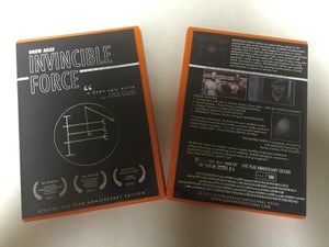 Image of INVINCIBLE FORCE - 5TH YEAR ANNIVERSARY DVD