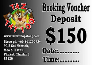 Image of Booking Voucher $150