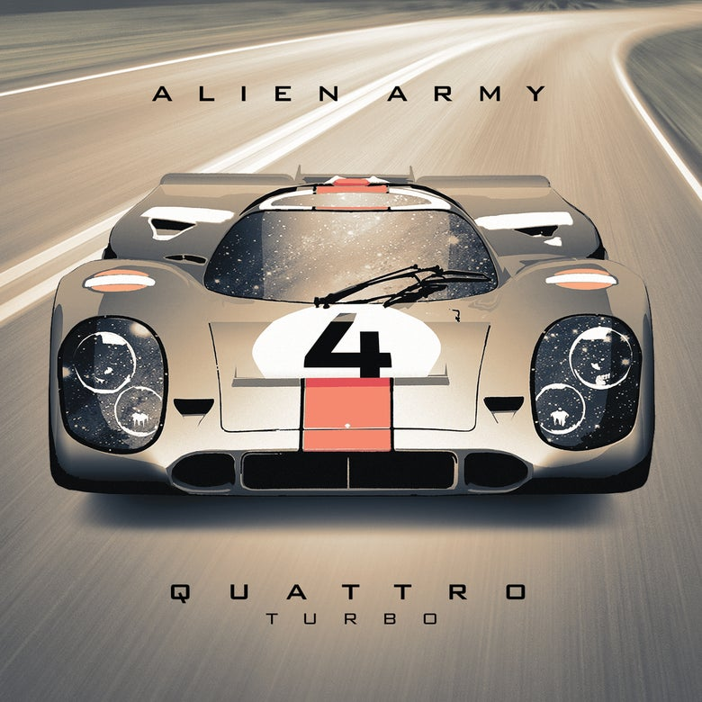 Image of Alien Army - QUATTRO TURBO