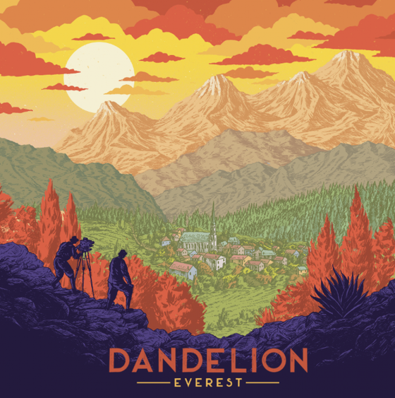 Image of Dandelion - Everest (CD)