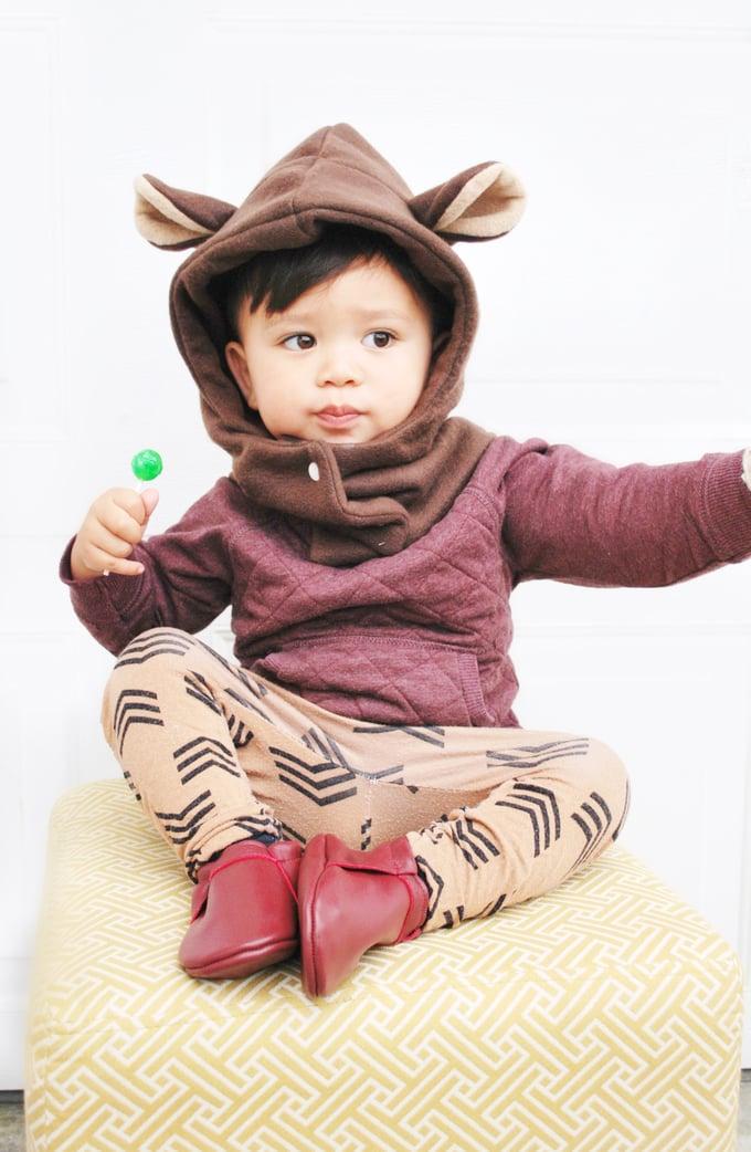 Image of Monkey hood