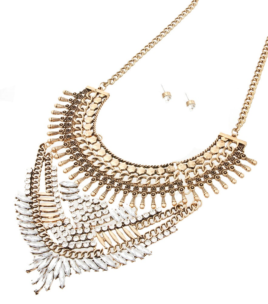 Image of ACAPELLA Statement Necklace