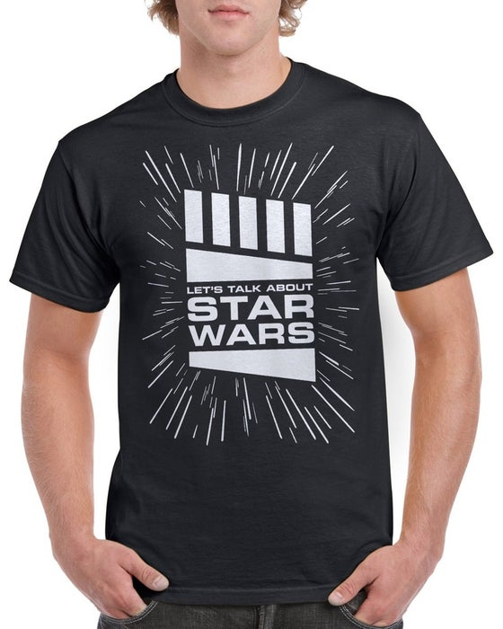 Image of Let's Talk About Star Wars T-Shirt