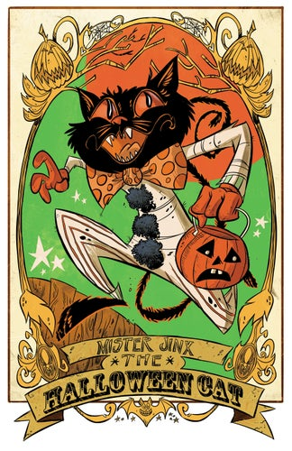 Image of The Halloween Cat