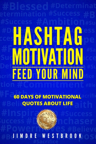 Image of Hashtag Motivation: Feed Your Mind (Paperback)