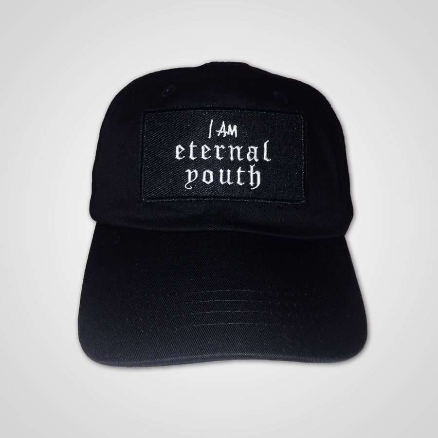 Image of ETERNAL YOUTH x I Am Awear Exclusive Cap