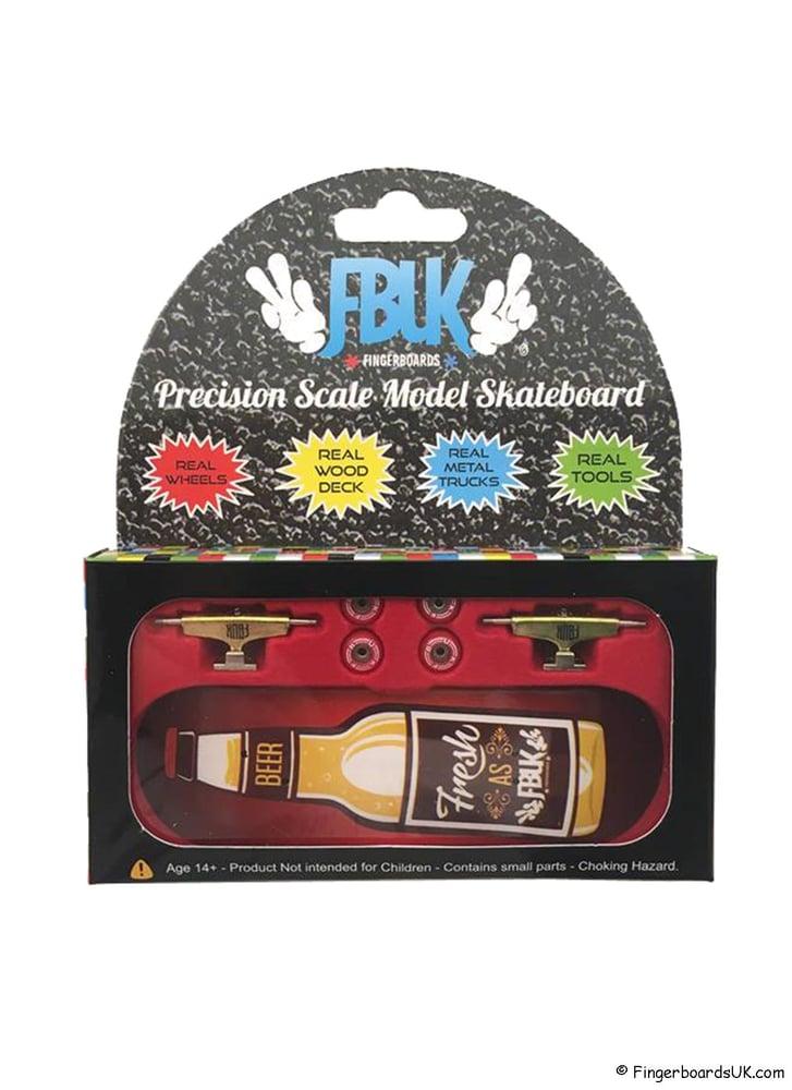 Image of FBUK Pro Graphic Fingerboard Setup - Fresh As