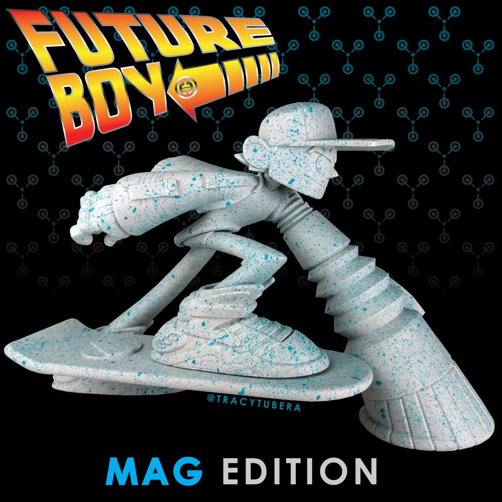 Image of FUTURE BOY 'MAG' EDITION (D CON 2015 EXCLUSIVE)