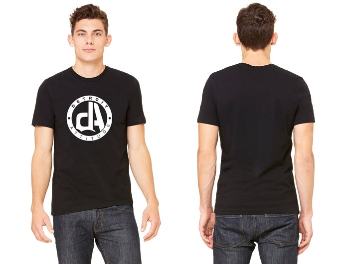 Image of Detroit Attitude T-Shirt