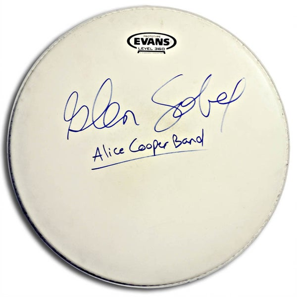 Image of Signed Drumhead