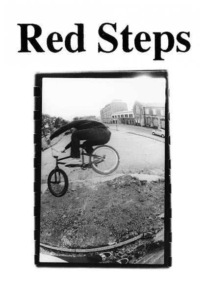 Image of Red Steps