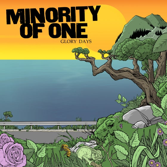 Image of Minority Of One - Glory Days LP 12""