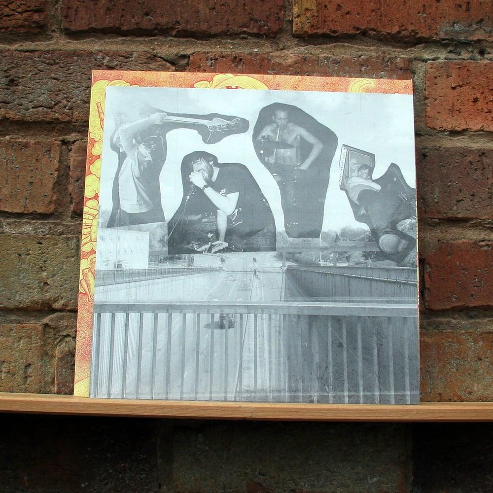 WORKIN' MAN NOISE UNIT 'Play Loud' Vinyl LP