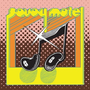 Image of Savoy Motel - S/T LP WYR0316
