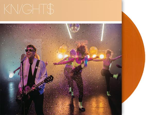 Image of WHAT'S YOUR POISON? 10 inch ORANGE VINYL LIMITED TO 250