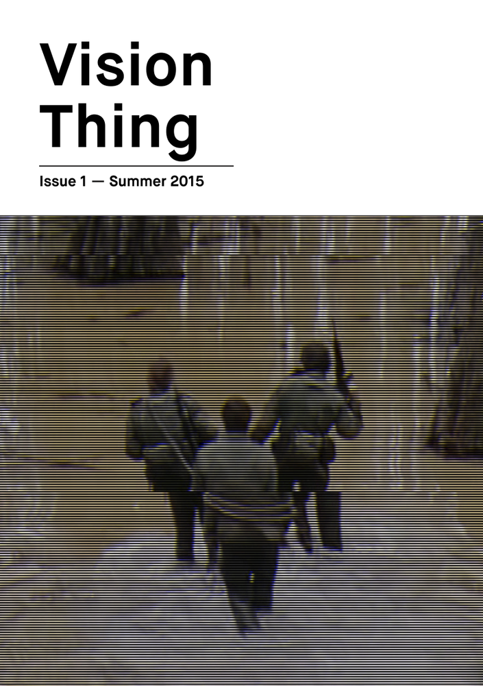 Image of Vision Thing - Issue 1