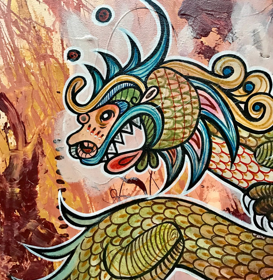 Image of Luck Dragon