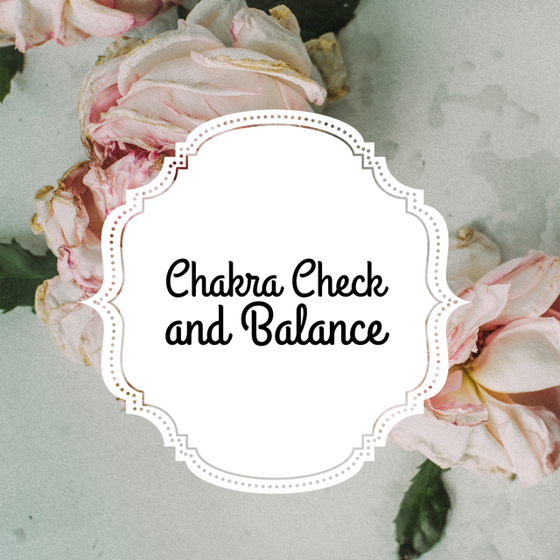 Image of Chakra Check and Balance