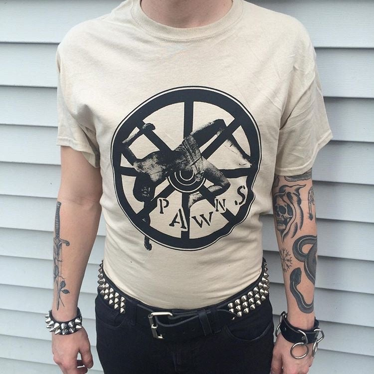 Image of BREAKING WHEEL T-SHIRT