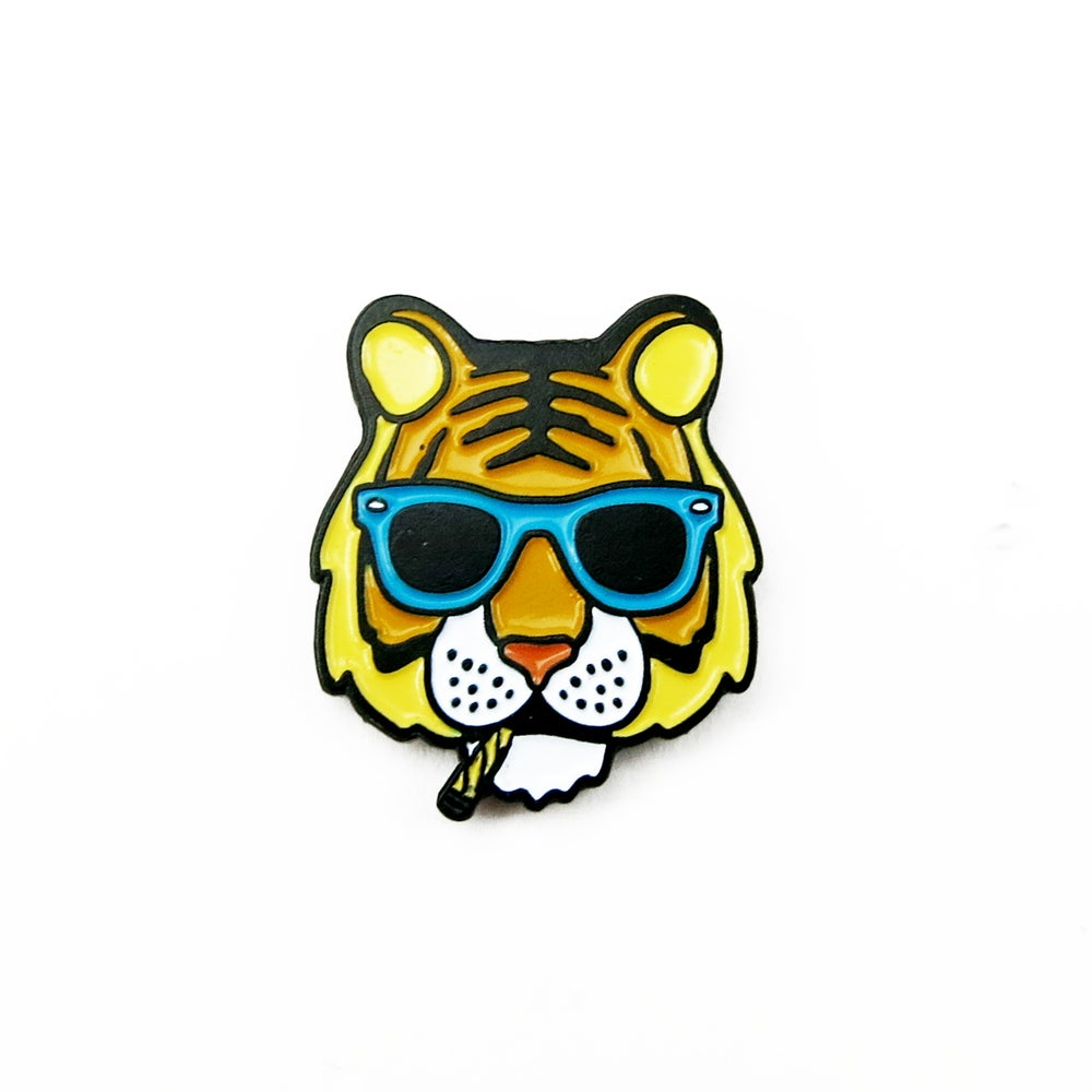 Image of Tiger Lapel Pin