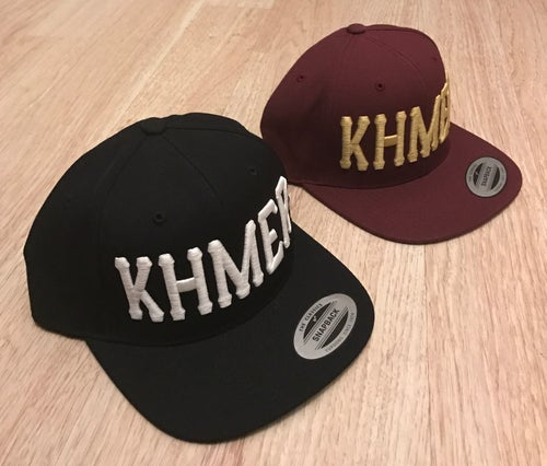 Image of Classic Khmer 3D Snapback