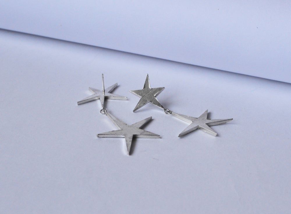 Image of Star Earrings