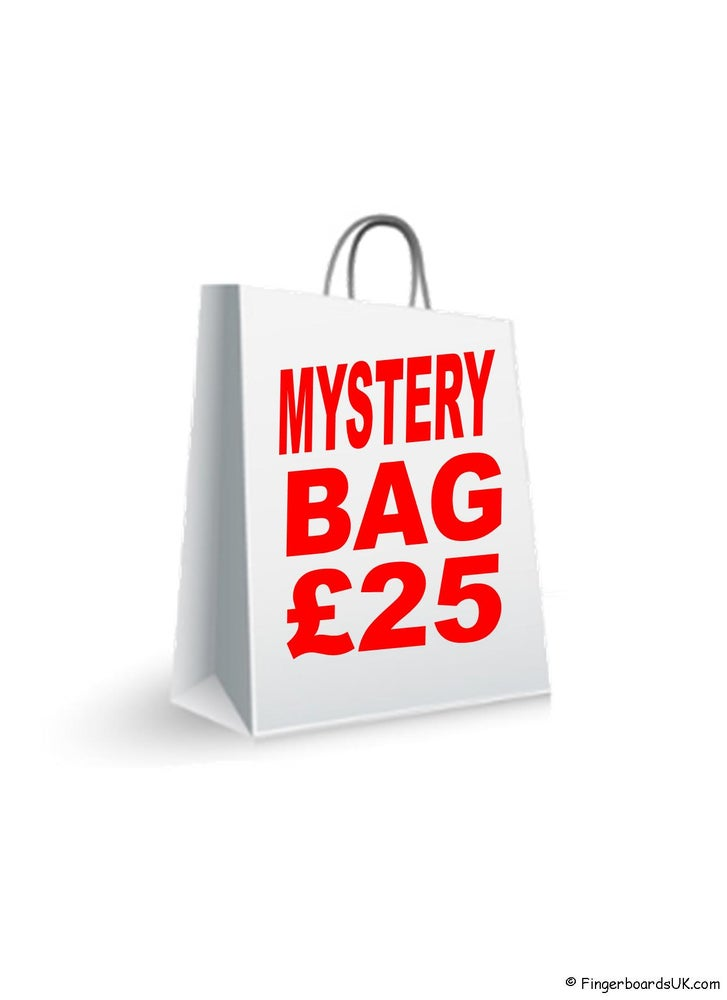 Image of Fingerboards UK - Mystery Bag - £25