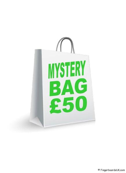 Image of Fingerboards UK - Mystery Bag - £50