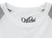 Image of White/Grey Long-Sleeve T-Shirt