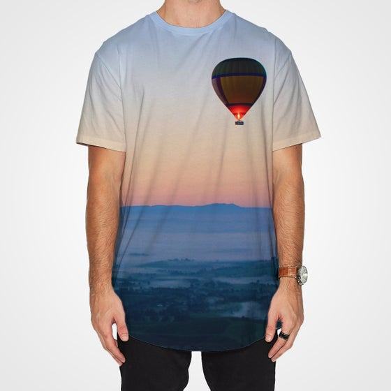Image of Midwest hot air balloon rides shirt