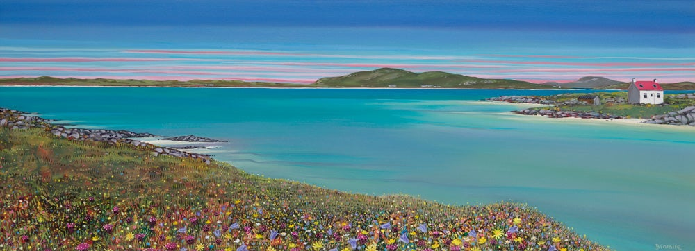 Image of PERFECT EVENING, BARRA GICLEE PRINT