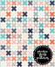 Image of #143 Crisscross Quilt Pattern {PAPER}