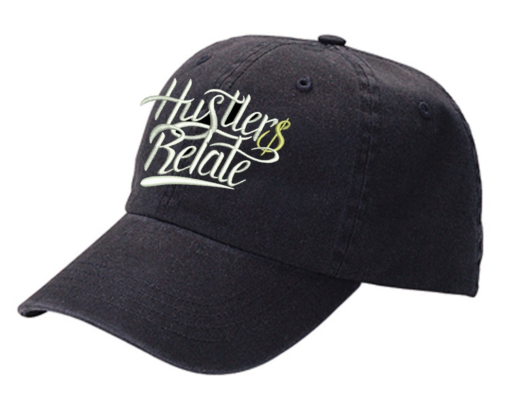 Hustlers Relate dad hat