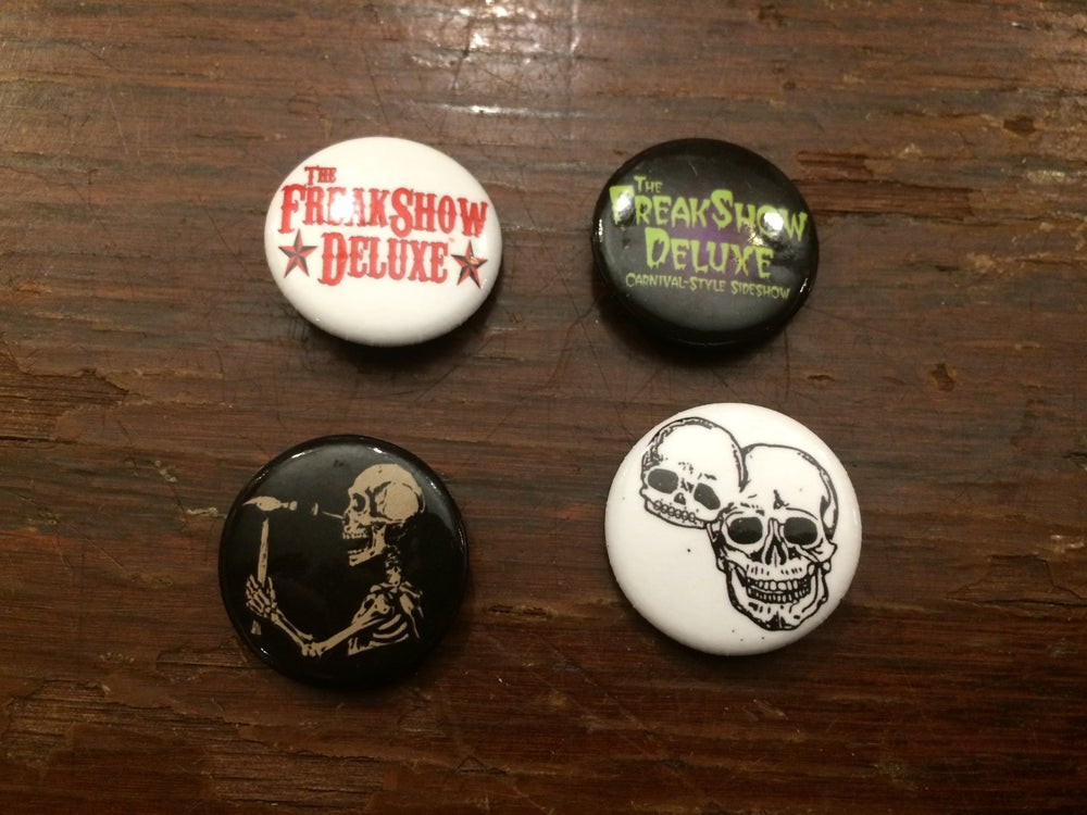 Image of Buttons (set of 4)