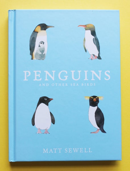 Image of Pengiuns - Signed/Drawn Hardback