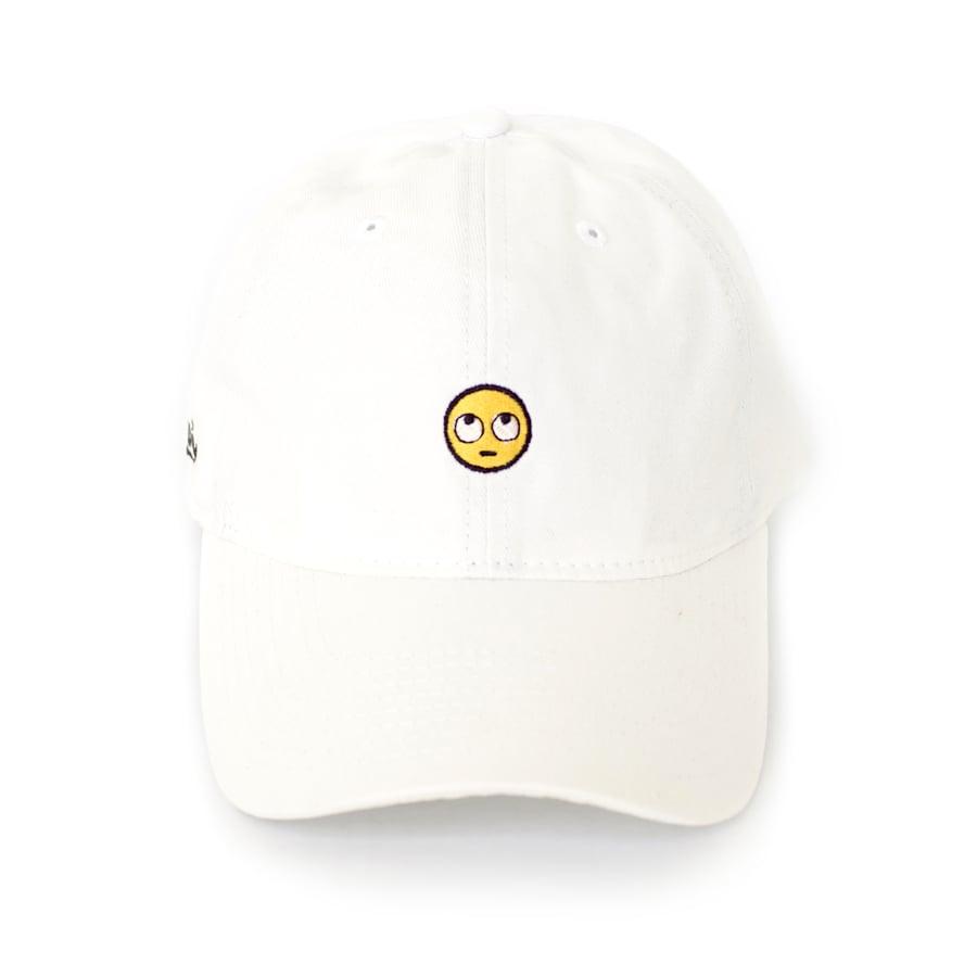 "Image of LANSI ""Whatever"" Baseball Cap (White)"