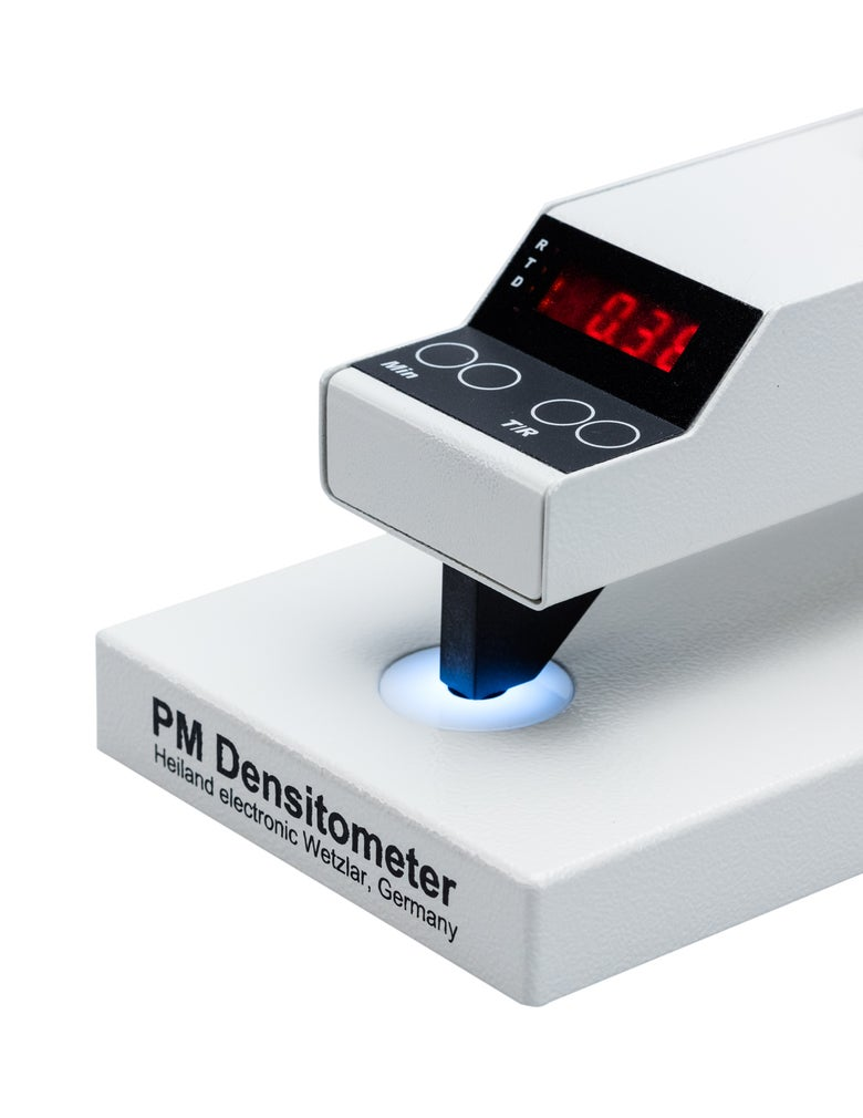 Image of Heiland Densitometer