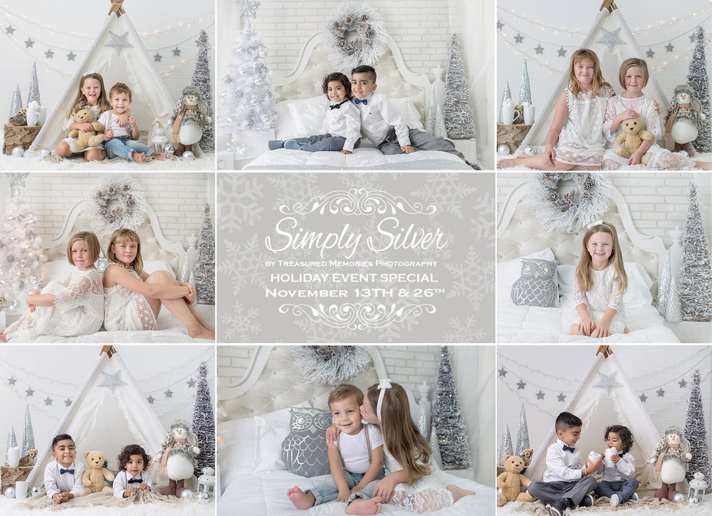 Image of { Simply Silver Sessions }