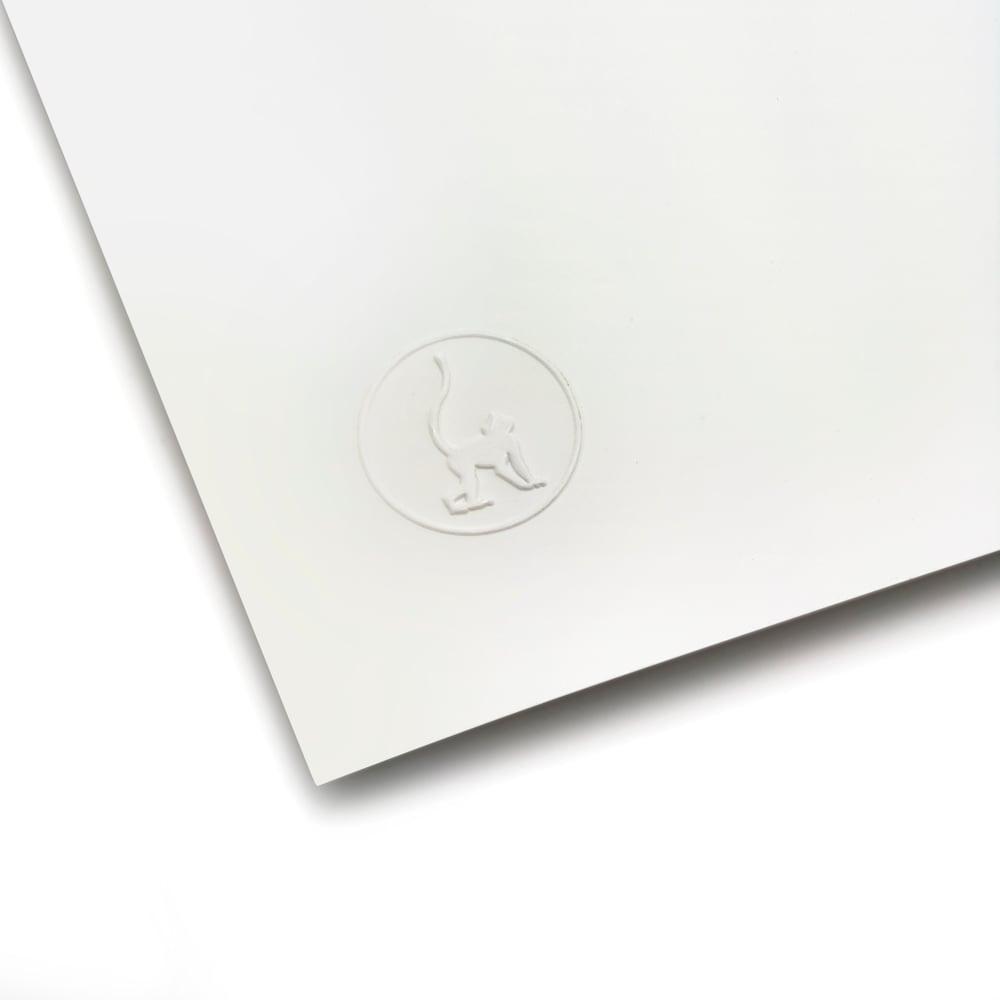 Image of Winter Oak and Beech Print