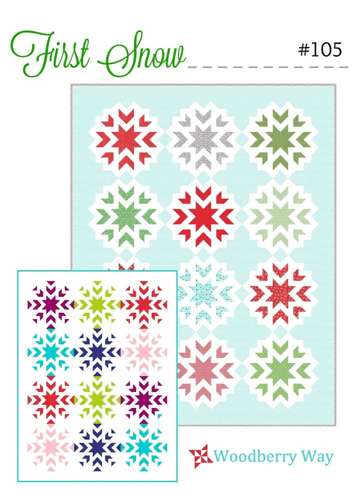 Image of First Snow PDF pattern