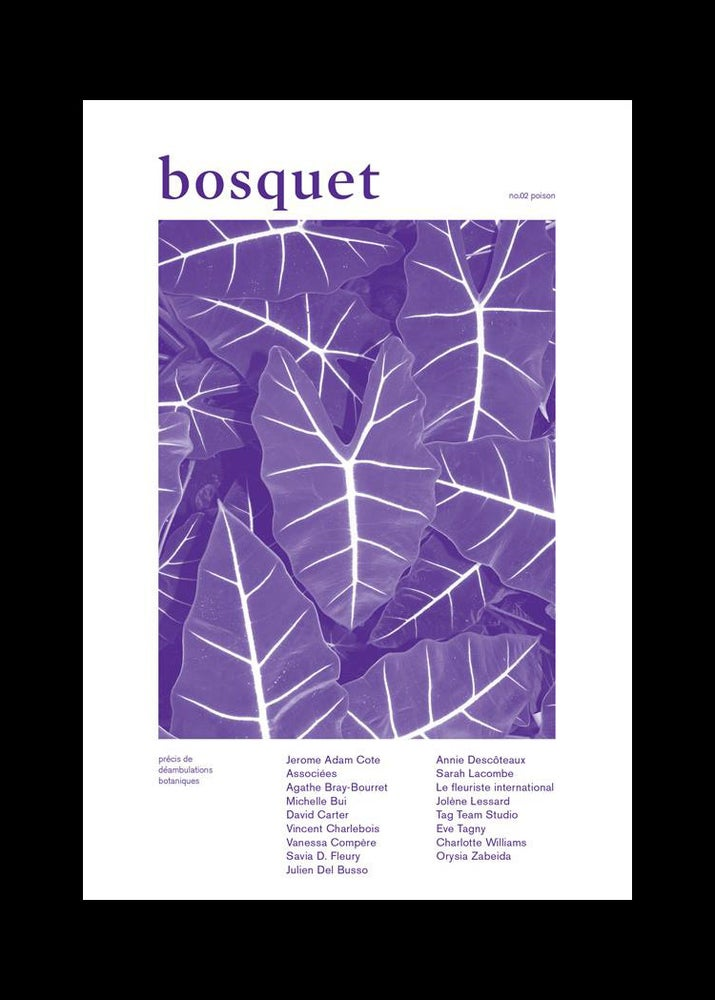 Image of Bosquet no.02 poison