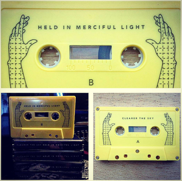 Image of Held in Merciful Light (Cassette)