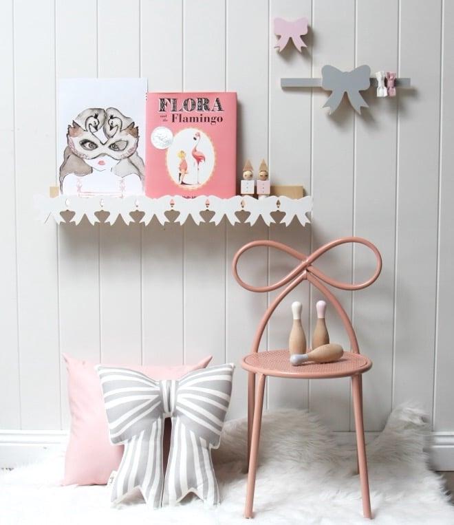 Image of Bow Book Shelf 90cm