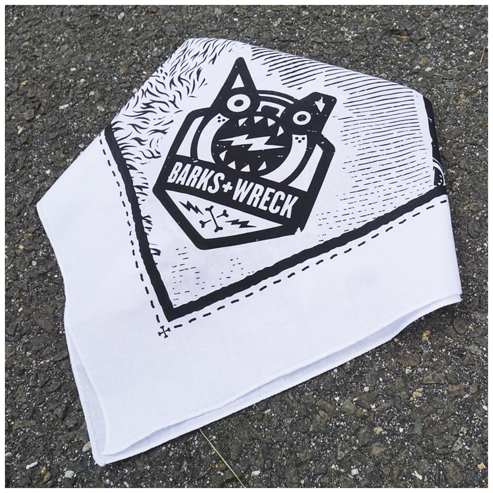 Image of RACE DAY! Bandana